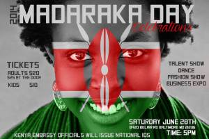 Madaraka Day Baltimore