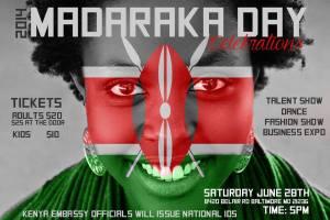 Madaraka Day Baltimore